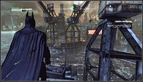 infiltrate the steel mill (part 2) main story batman arkham batman arkham city riddler trophy steel mill fuse box at Batman Arkham City Fuse Box Steel Mill
