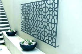 metal sun outdoor wall hanging ceramic art decor
