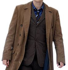 doctor who trench coat