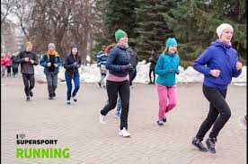 Running Instructors, <b>I Love</b> Supersport Running School of Correct ...