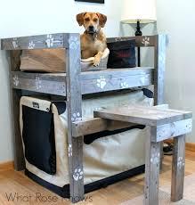 dog bedroom furniture. Dog Bedroom Furniture Bunk Bed Idea Crate H