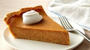 sweet potato pie.  Sweet Sweet Potato Pie Inside O