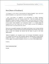 ab93a99fca0a a3ba989fac519af employee re mendation letter highlight