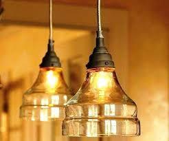 rustic glass pendant lighting. Rustic Pendant Lighting Kitchen Choosing Best Lights For Glass J