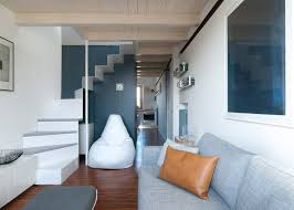 Interior Design Apartments Delectable R Piuerre Converts Dental Studio Into Compact Apartment