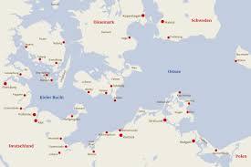 Dänemarks 67 km lange südgrenze zu deutschland bildet die einzige landgrenze. Ostsee Fahrgebiete Elegant