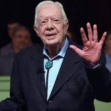 Jimmy Carter: Ehemaliger US-Präsident ...