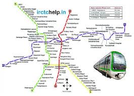 Namma Metro The Bangalore Metro