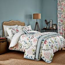 clementine super kingsize duvet cover sanderson tropical duvet covers sanderson clementine bedding at bedeck 1951