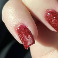 photo of glitter nail bar chandler az united states cuts and dip