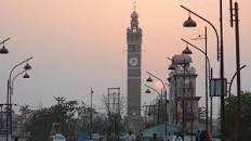 Image result for LUCKNOW HUSAINABAD CLOCK TOWER BIG BEN