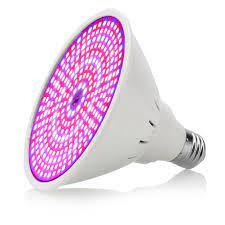 Đèn LED 290 bóng nhiều màu đủ quang phổ kích thích cây sinh trưởng
