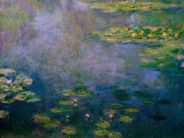 water lilies ii 1906 1907 claude monet