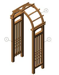 pergola plans step step diy pergola designs how to build a trellis archway plans