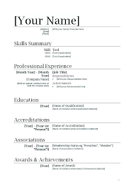 Create Resume For Free Simple Free Create A Resume Quean