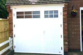 double garage door cost electric upward sliding single double garage door s average