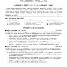 Account Management Resumes 16 Secrets About Resume Summary Samples Account Manager
