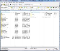 Winscp Dashboard Technology Tutorials