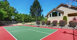 sport court cost.  Sport Cost To Build An Outdoor Basketball Court With Sport Court Cost G