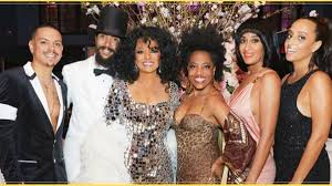 The eminent lead singer of the supremes diana ross grew up in a big family in detroit. Diana Ross S Children Are The Singer S Greatest Pride And Joy