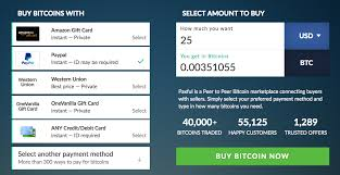 ing the bitcoin now on takes you to the full list of bitcoin offers