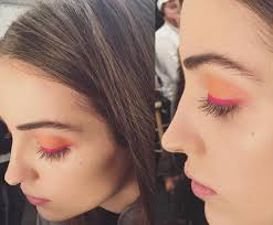 and pink makeup look inspired by the jason wu and oscar de la a nyfw shows that is easy to re create at home and is perfect for spring and summer