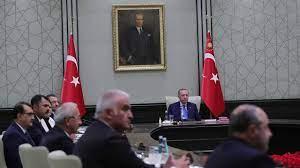 Kabine toplantısı ne zaman? Cumhurbaşkanlığı Kabinesi ne zaman toplanacak?  - Son Dakika Haberleri