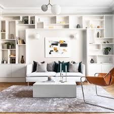 8of the Best Living Rooms We've Seen On Instagram in 2019 | MyDomaine