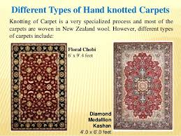 3 diffe types of hand knotted wool rugs from india carpets and in