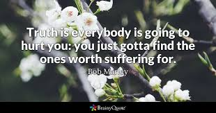 Bob Marley Quotes BrainyQuote Awesome Citation Rasta Love