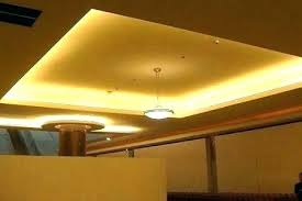 Ceiling tray lighting Living Room Rope Light Ceiling Tray Lighting Designs Lovely Cove Led Double With Diy Rope Light Ceiling Custom Cut Crown Molding Lighting Tray Normalisinfo Rope Light Ceiling Led Kitchen Lights Picture Elegant Tray Crown