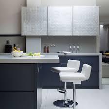 modern white and black kitchens. Silver Leaf Kitchen Units | Modern Blue-black Tour PHOTO GALLERY White And Black Kitchens