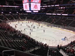 Verizon Center Caps Seating Chart Capital One Arena Section 205 Washington Capitals