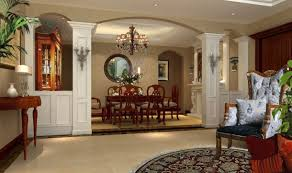 Interior Home Design Traditional House Decorations