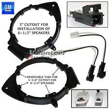 chevy silverado wiring harness bkgmsb356 2006 up chevrolet 6 1 2 or 6 3 4 speaker adapter wiring harness fits more than one vehicle