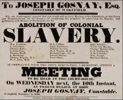 The Antislavery Movement Was Referred To As The Abolition Movement