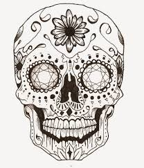 Small Picture skull martha stewart printable Recherche Google Coloriage a