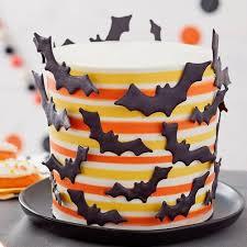 Wilton Decorating Tips Chart Pdf Striped Halloween Cake