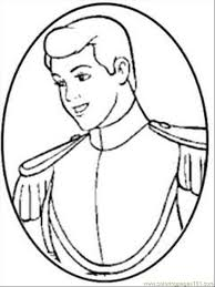 Ing Cinderella Coloring Pages Printable Coloring Page For Kids And
