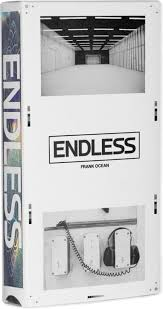 Frank Ocean Releases CDQ Version of 'Endless' in CD, DVD, VHS ...