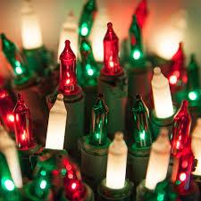 Led Red Green White Christmas Lights Commercial Christmas Lights