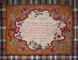 Quilt Labels—Tips and Inspiration | Christine Doyle & In this sample ... Adamdwight.com