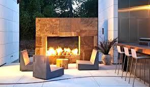 fabulous modern outdoor fireplace on ideas concrete kits enthralling outdoor fireplace kit concrete diy