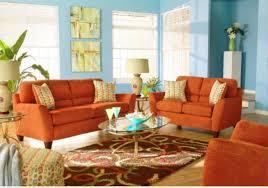 orange and blue living room decor orange and brown living room luxury home design ideas on