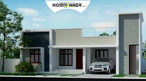 low cost 3 bedroom 1237 sqft beautiful indian home design