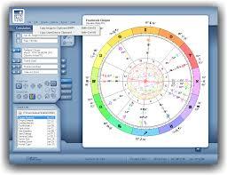 Birth Chart Transit Calculator Blue Star Chart Calculation