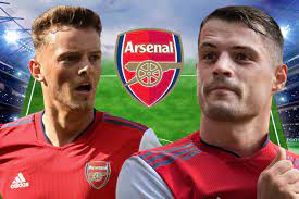 How Arsenal could line up against ...