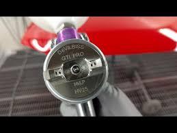 Tekna Air Cap Chart Hv25 Hvlp Hybrid Devilbiss Air Cap Review Comparison