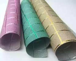 Decorative Gift Wrap <b>Glitter</b> Sheet, GSM: 80 - 120, Rs <b>10</b> /<b>piece</b> | ID ...