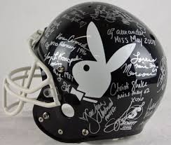 lot detail playboy special custom edition pro style football